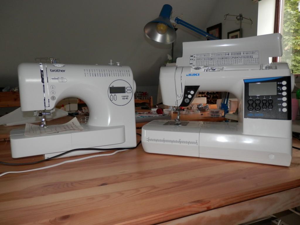 Spinney Brook Workbox Sewing Machines