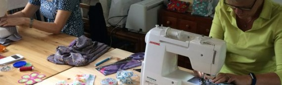 Autumn sewing class discount offer
